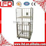 4 Shelf roll off container used for supermarket transport