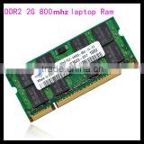 2GB DDR2 667/800mhz laptop ram