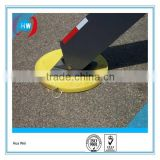 Durable heavy duty recycled Plastic stabilizer pads /HDPE Crane stationary pads /PE material Crane leg support pad