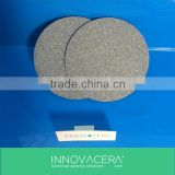 Dstributing Gas Efficiently Alumina Porous Ceramic Plate For Micro Bubble Diffuser/INNOVACERA