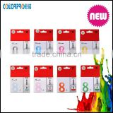 Original for Canon CLI-8 8-Color Multipack Ink Tanks for canon PRO9000 ix4000 IX5000 IP4500 IP4200