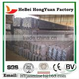 Hot Rolled Steel Angle For Standard ASTM A36 SS400 s235JR