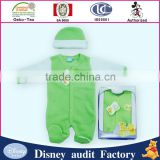 soft cotton most comfortable baby clothes Baby Romper winnin the pooh print