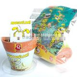Can flower(degradable pot),pot plant,baby flower