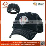 Promotional top quality satin baseball caps