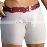 2016 High quality fashion old customers free sample mens boxers briefs sexy man sports underwears export Europe