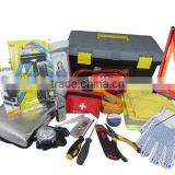 2015 2015 Top Hot auto car first aid kit for vehicles/Road assistant kit, emergency survival kit/car emergency