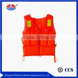 Life Jackets / marine Life jacket /Solas approved life jacket                                                                         Quality Choice