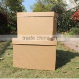 Wholesale Corrugated Board Paper box sale best box to corrugated box buyer with recoverable corrugated box scrap