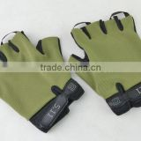 custom tactical hunting shooting gloves