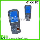 HF-PH03 ,GPS + GPRS, Iraq portable proximity card reader portable biometric fingerprint time attendance