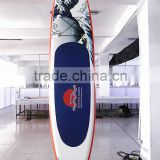 10' long inflatable SUP board, inflatable surf board, stand up paddle board, surfboard