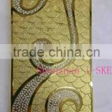 Gold supplier for iPhone 5s best price for iPhone 5s golden housing for iPhone 5s 24 kt gold back coevr