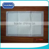 Wholesale adult diapers surgical disposable under pad high absorbing polymer material hot sale