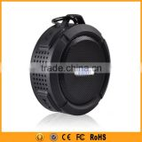 Home Theater Mini Speaker Bluetooth Round with MIC TF Slot