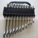 Chrome Vanadium Tools 11pc Spanner Set