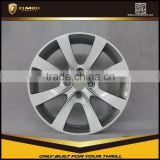 ZUMBO F8491 Silver Car Alloy Wheels, Wheel Rims                                                                         Quality Choice