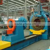 CNC johnson pipe wedged screen mesh welding machine