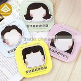 Custom Stationery Decorative Design Funny Shaped Paper Notepad Printing Fashion Sticky Mini Memo Notepads with clip