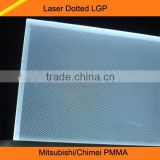 laser light guide plate LGP/led
