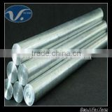 Ti-6al-4v heat treatable biocompatible titanium round bar