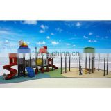 Multifunctional rocket-style kindergarten outdoor toys with 29 optional site sizes
