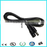 22AWG male female 5.5/2.5mm dc jack to dc power plug cable                                                                                                         Supplier's Choice