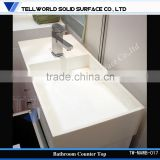 solid surface bathroom countertops solid surface vanity top acrylic bathroom countertops