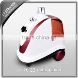 LT-998 Red+White strong power strong steam mechanical commercial vertical garment steamer