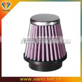 Factory Price Good Price 50mm Cone Motorcycle Air Filter