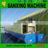 120 SABM ARCH SHEET ROOFING FORMING MACHINE/600-305 ACM ARCH ROOF SPAN ROLL FORMING MACHINE
