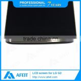 Alibaba china wholesale Display LCD Digitizer Touch Screen & Frame Assembly for LG G2 D800, D801, D802