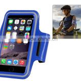 Mobile phone arm bands for iphone cell phone sport band Touchable waterproof sport phone armband
