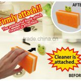 High quality and reliable stick-on hook for sponge for washing dishes with quick delivery
