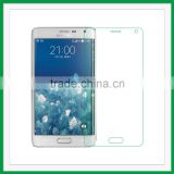 High Quality Tempered Glass Film Screen Protector for Samsung Galaxy Note 4 edge Mobile Phone