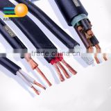 Cheap promotion item water-proof epdm material insulation rubber cable, flexible rubber cable