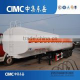 CIMC 40 000 Litres Fuel Oil Tanker Semi Trailer for sale