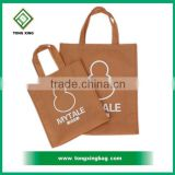 Non-woven bags custom handbags production environmental protection bags customized advertising bags