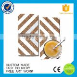 Mats & Pads Table Decoration & Accessories Type and Eco-Friendly Feature cup cork coaster