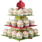 baby shower cupcake stand,christmas tree cupcake stand,fancy cupcake stands