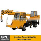 Best Choice 5.5 Ton truck crane,Cheap mobile crane