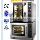 Hot! ! ! Ideal Choice 5 trays electric Convection Oven with Steam System Combine 10 traysProofer