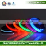Led Pet Collar Manufactures , Led Dog Collar, Adjustable Led Dog Collar