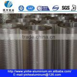 3A21 H24 embossed stucco aluminum foil for construction
