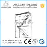 Scaffolding manufacturer wholesales aluminum stage lighting scaffolding walk boards