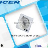 China Supplier cheap price high quality high power 2w 270nm 275nm 280nm uv led