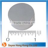 Professional supplier Rare earth permanent ndfeb hidden magnet garments and bags accessory