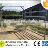 Used Horse Corral Panels,Used Horse Fence Panels,Galvanized Livestock Metal Fence Panels Wholesale