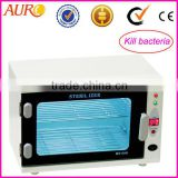 Top Quality Cosmetic Tool UV Disinfection Cabinet Beauty Salon Use For Keeping Towels Au-208