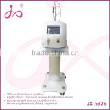 Innovative High Frequency spider vein removal machine for capillaries Vascular removal Acne Spider veins